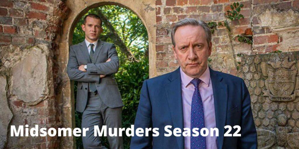 Midsomer Murders , Midsomer Murders Season 22 Release Date