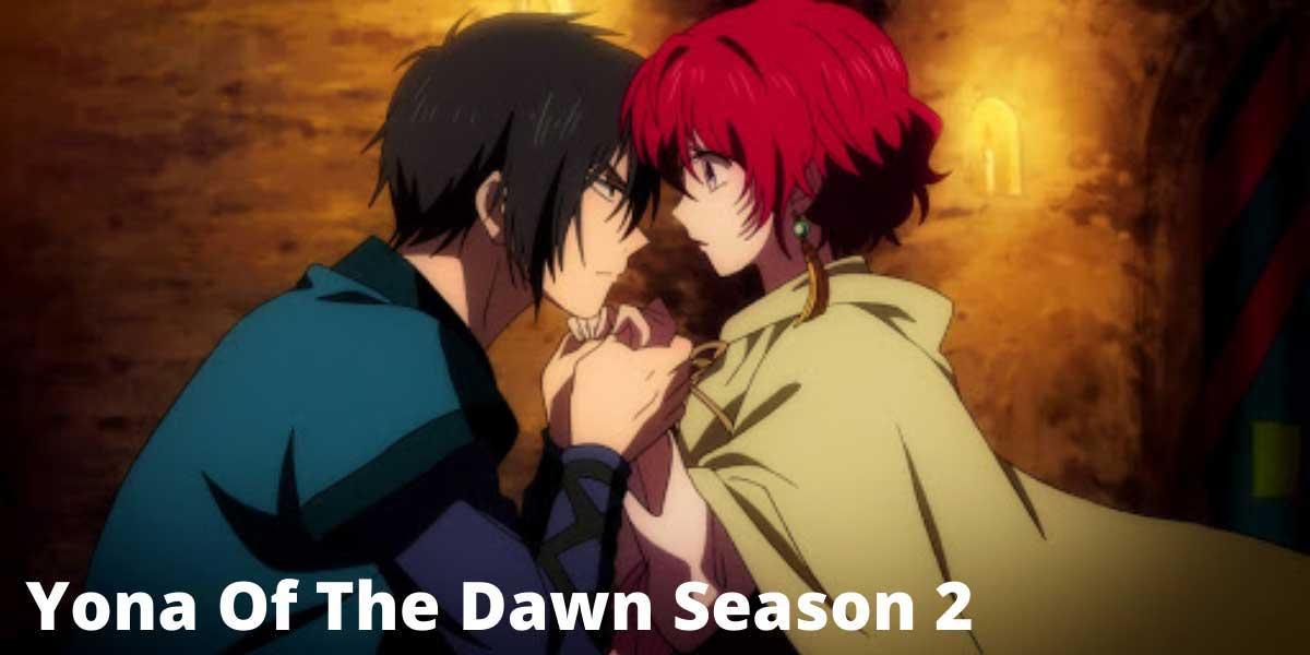 Yona-Of-The-Daw, Yona Of The Dawn Season 2