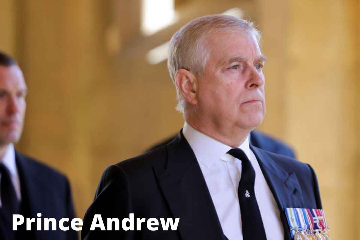 Prince Andrew Latest news, Prince Andrew