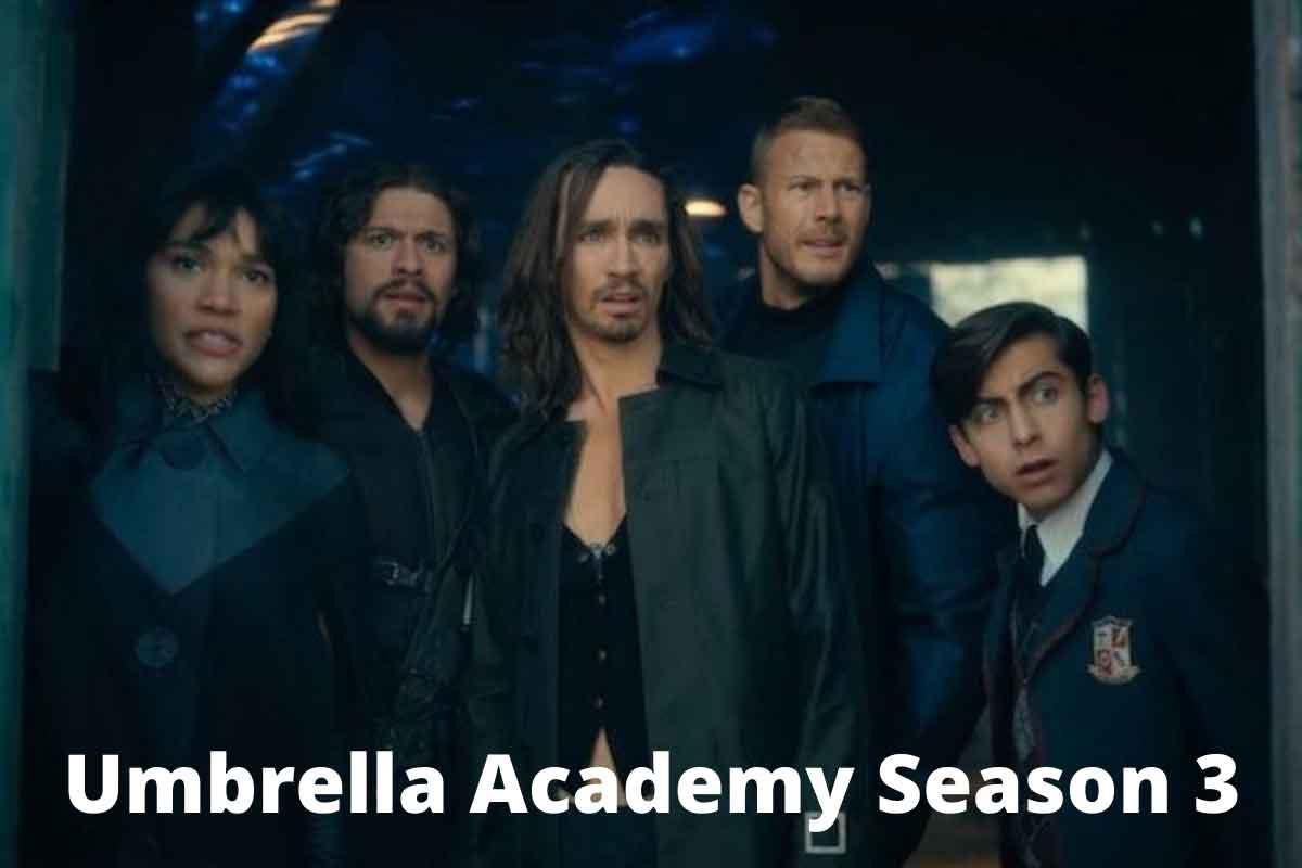 Umbrella Academy Season 3 Release Date, Umbrella Academy Season 3